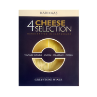Karikaas: 4 Cheese Selection