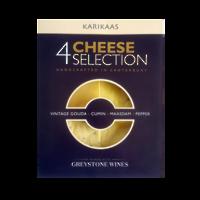 Karikaas: 4 Cheese Selection