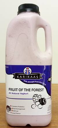 Fruit of the Forest Yoghurt 1 L
