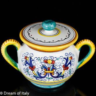 Sugar Bowl - Ricco Deruta Design
