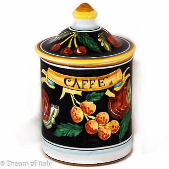 Coffee Jar Zafiro