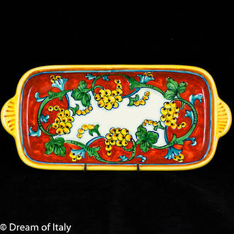 Small Tray/Dish - Corallo
