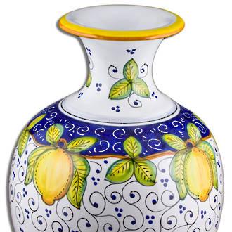 Hand-Painted Ceramics Dafne Vase 2