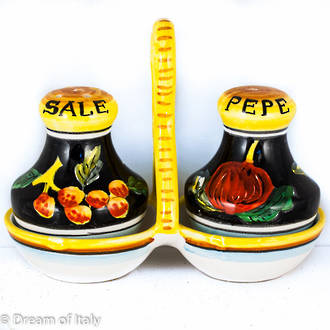 Salt and Pepper Set - Zafiro