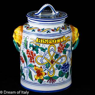 Biscotti Jar Floreale 2