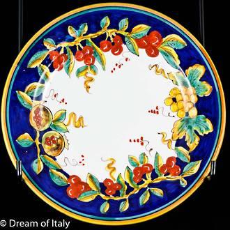 Dinner Plate - Frutta Giovanni