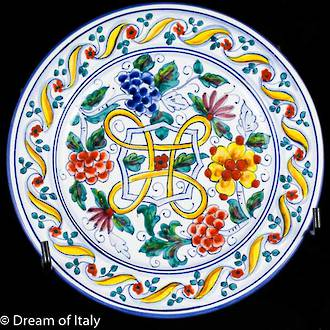 Dinner Plate -Floreale