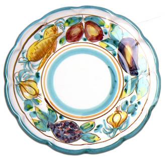 Hand-Painted Ceramics Legumi Side Plate