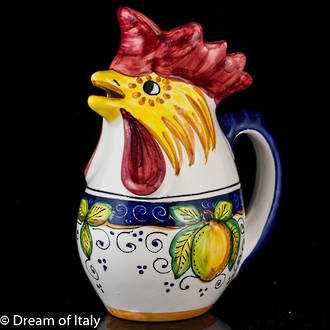 Rooster Jug (medium) - Dafne