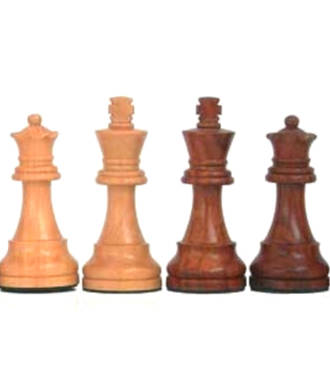 Chess Pieces - Staunton (classical) King 76mm