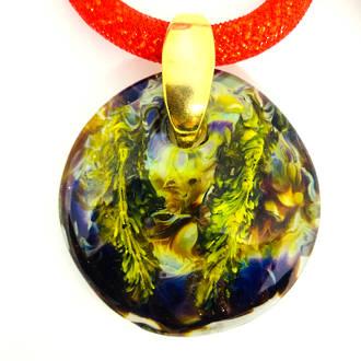 Murano Glass Pendant Natura 3