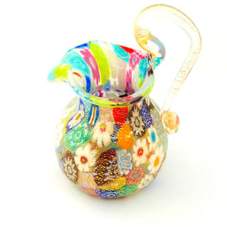 Carafe - Millefiori (multicoloured)