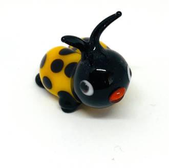 Murano Glass Ornament - Ladybird/Ladybug