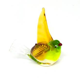 Murano Glass Ornament - Bird 3