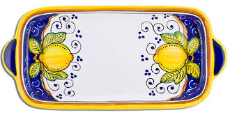 Hand-Painted Ceramics Dafne Small Tray/Dish