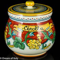 Onion Jar Corallo
