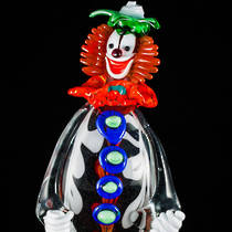 Murano Glass Clown 11