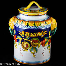 Biscotti Jar Frutta Giovanni