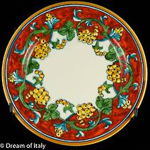 Dinner Plate - Corallo, large