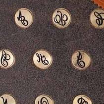 Seals (Alphabet) - sold separately