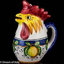 Rooster Jug (Small) - Dafne