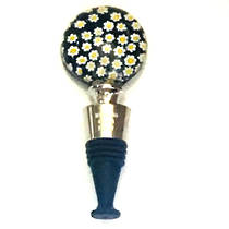 Murano Glass Millefiori Bottle Stopper