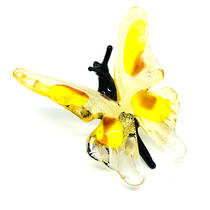 Murano Glass Ornament Butterfly 1
