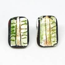 Murano Glass Bead Earrings - Disegno