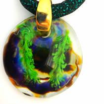 Murano Glass Pendant Natura 1