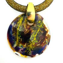 Murano Glass Pendant Natura 2