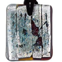 Murano Glass Pendant Giudecca 13 B