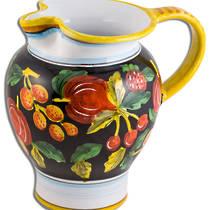 Hand-Painted Ceramics Zafiro Jug 200mm
