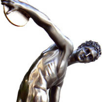 Il Discobolo - Discus Thrower