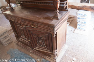 Antique furniture (negotiable)