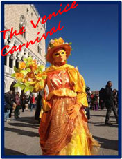 Click here to learn more about the Venice Carnival History