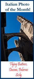 Flying Buttresses in Palermo, Sicily