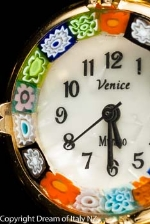 New stock of Murano Glass Watches just in!