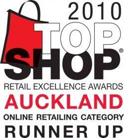 Top Shop Award 2010 Runner Up