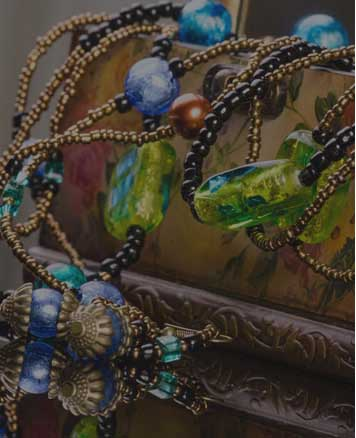 murano glass nz jewellery