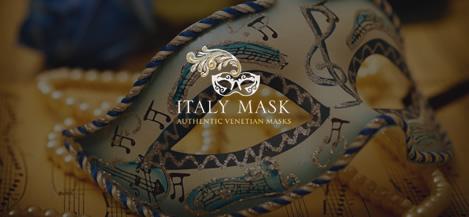 italian venetian mask