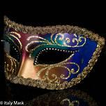Masquerade Mask Arco Strass