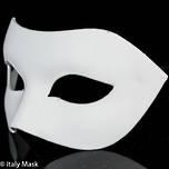 Masquerade Mask Colombina undecorated