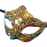 Venetian Masquerade Mask Colombina Madam Ibiz