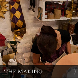 Making The Masks