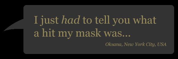 Testimonial Oksana 2