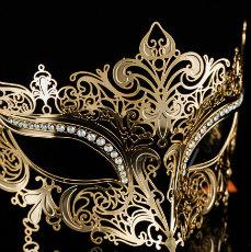 Venetian Filigiree Masquerade Masks