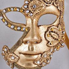 Macrame & Lace Masquerade Masks