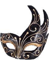Venetian Masquerade Mask Fenice