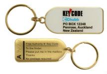 Standard Key Tag