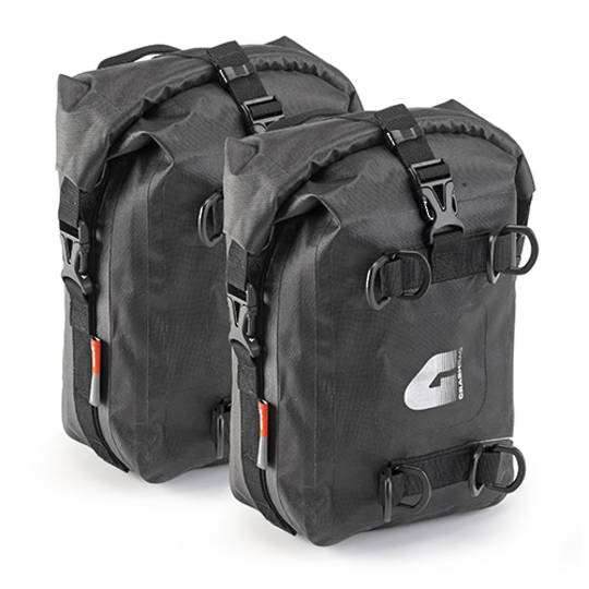 GIVI Crash Bar Waterproof Bags (pair)